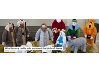 耶穌誕生的歷史真相:沒有馬廄小天使 也不在12月25日