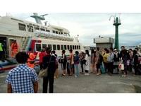 元旦3天假離島、小三通開航700航次 估可提供16萬人次運能