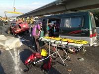 交部提警訊! 每年交通事故死傷人數=1個基隆市人口