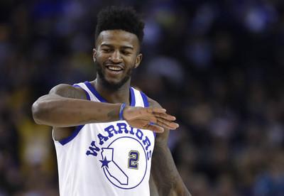 NBA球星訪台不間斷 金州勇士潛力新秀貝爾19日來台