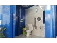 高雄桂華加油站 全台首座裝空調的加油站廁所