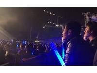 影/陳偉殷去聽五月天演唱會 阿信:心中感到驕傲
