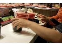 迴轉壽司「挑掉飯」只吃料!他拍照嗆奧客 兩派網友戰翻了