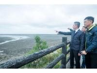 沿線玩遍賞蟹步道+生態鳥島 林智堅:香山是新竹的靠山