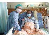 睡覺狂抽筋竟是腎衰竭? 妻捐左腎臟「英勇救夫」!