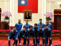 中華男足純本土11人領唱國歌 旅外投入職業隊冬訓