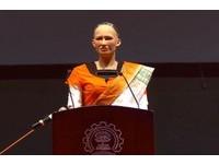 「機器女公民」索菲亞訪印度 被求婚果斷拒絕:謝謝欣賞