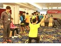 YONEX Vamos J第四度來台 網球訓練營登場