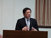 管中閔談校長任務:力推國際化、帶領台大「走出迷宮」