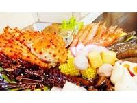 優惠年菜組有帝王蟹、龍蝦及天使蝦 先清冰箱再買