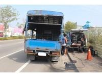 台南加強管制柴油車 停發老舊大型柴油車標章