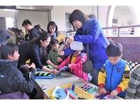 花蓮市立幼兒園布可思議成果發表 手作中認識生活藝術