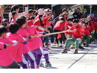 阿里山上的運動會!中華三菱為幸福出發 偏鄉小學運第三彈