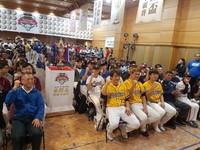 彭政閔鼓勵大學選手 辛苦與淚水累積成果享受棒球人生