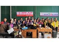 台南除舊迎新愛心市集 林美燕邀您一起從「心」開始