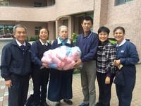 慈濟冬令發放物資 結合在地愛心寒冬中送暖