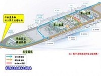 桃園機場建第三航廈 聯外交通動線1/27起雙階段調整
