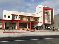 台南市消防局三大隊暨佳里分隊辦公廳舍 落成啟用