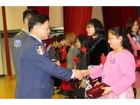馬自勇中將 主持台南市指揮部後備軍人晉任暨幹部表揚