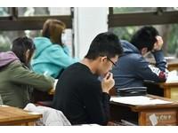 學測考生「操作智慧手環」看時間!被監考老師抓包當場0分