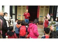 安平文化之旅尋劍獅 幼兒園戶外教學樂趣多