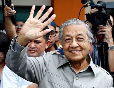 馬來西亞年度漢字「變」! 反映大選變天、首次政黨輪替