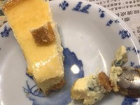 好市多乳酪塔吃到「不明藍塊」!原PO嚇傻問 釣出老饕推爆:這超高檔