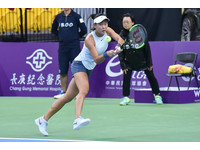 WTA台灣賽/張凱貞壓力爆錶放長假 羅迪克前教頭救援