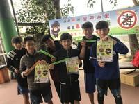 鼓勵青少年運動 南警六分局辦春風盃少年籃球賽