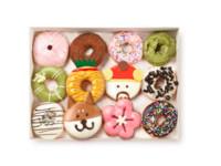 每個都想吃!新年甜甜圈「汪汪萌柴」來囉 療癒禮盒上市