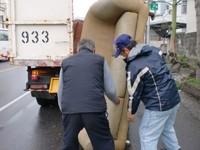 響應國家清潔週 花蓮市清潔隊受理預約清運大宗廢棄物