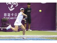 WTA台灣賽/李亞軒戴牙套轉型正妹球員 搭檔虧:滿好看