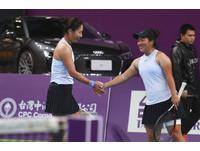 WTA台灣賽/周杰倫送花加持 梁恩碩賀卡想掛牆上