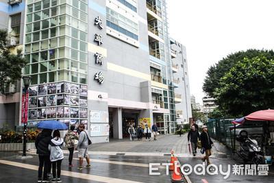 商場人員聽聞巨響!光華商場1男子從7樓墜落 緊急送醫搶救