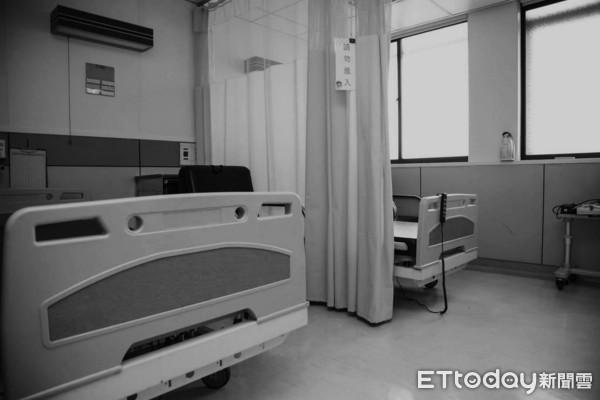 ▲▼健保給付病床,病床,電動病床,健保病房。(圖/記者林世文攝)