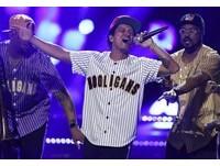 Bruno Mars火星 2018再度登台 24K魔幻世界4月開唱