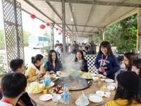 【廣編】閩台青少年福州交流 提前共同歡度春節