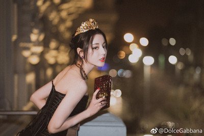 DG上海大秀取消! 迪麗熱巴怒退代言宣布「終止合作」
