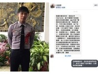20歲警到職7天被輾斃!男大生「代弟從警」:告訴他未來的模樣