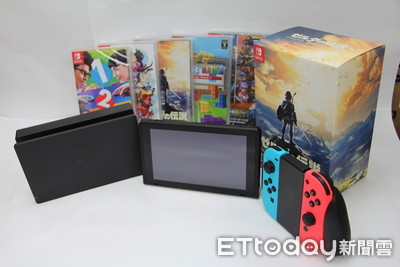 Switch銷售小跌遊戲大賣  任天堂公開第二季財報