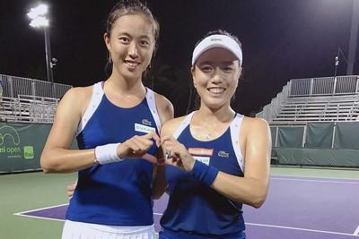 亞運網球/詹家姐妹不確定參戰混雙? 恐影響台灣奪牌數