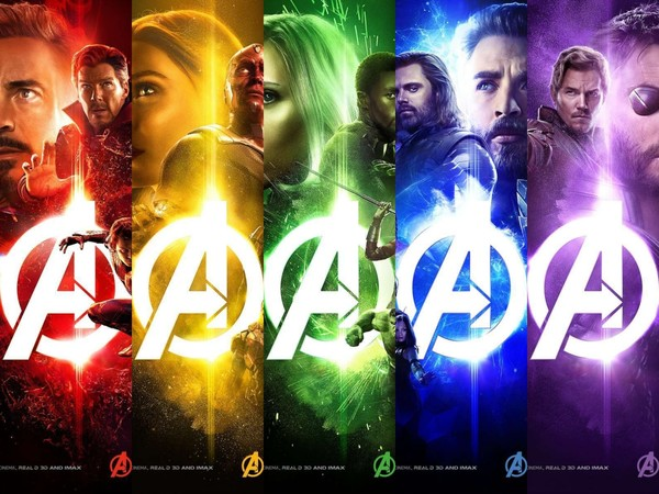 復仇者聯盟3 Image: 《復仇者3》曝「無限寶石」海報!網瘋猜:第6顆在他手上
