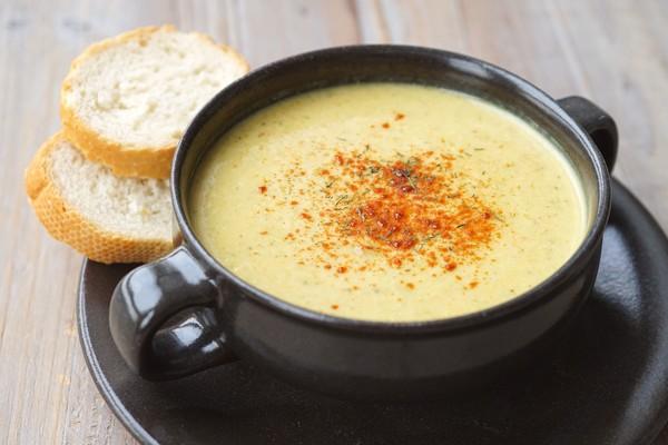 濃湯,湯品。(圖/Pixabay)