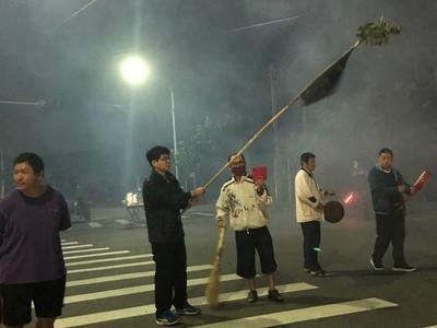 快訊/彰化男電線杆上吊!17號白天「送肉粽」 居民緊急公告迴避