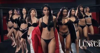 Luxy Girls公佈火辣身材秘密 爆乳翹臀+炸裂川字肌...讓網鼻血狂噴