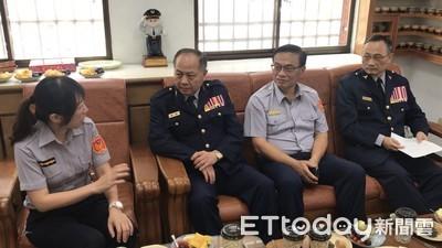 警界大調動 保三總隊長李永癸接任高雄市警察局長