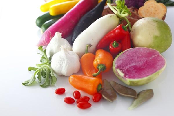 食物,蔬菜,蔬果。(圖/Pixabay)