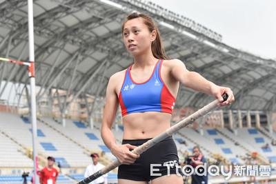亞運田徑/女撐竿跳吳家如今年亞洲第四 有望搏牌