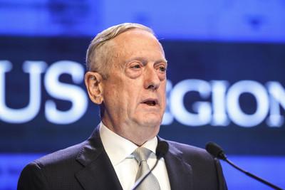 美國防部長馬提斯宣布「明年2月底退休」 暗諷與川普合不來