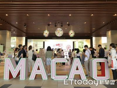 年破3580萬人造訪!澳門深化推廣美食觀光 鎖定台灣3大客群